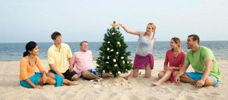 Navidad en Australia: de picnic navideño en la playa