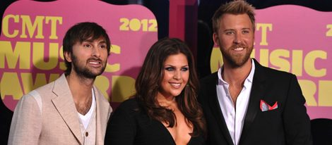 Lady Antebellum lanza 'On this Winter's Night', su primer disco de temas navideños