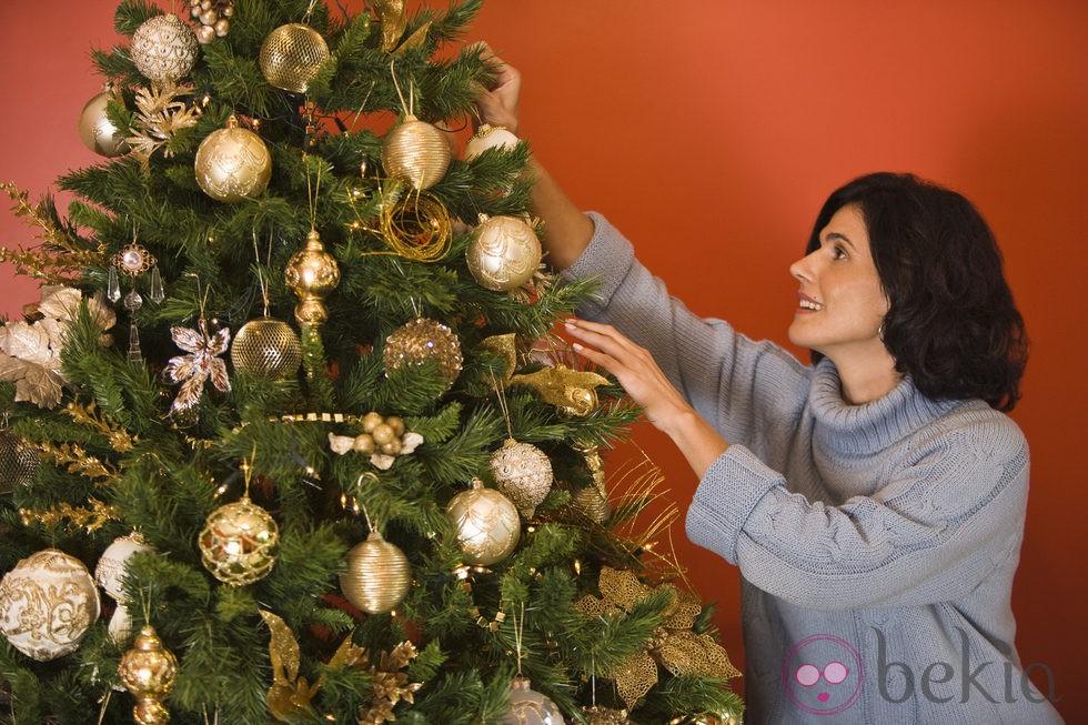 Adornos grandes y variados para el rbol de navidad fotos - Adornos de navidad para el arbol ...