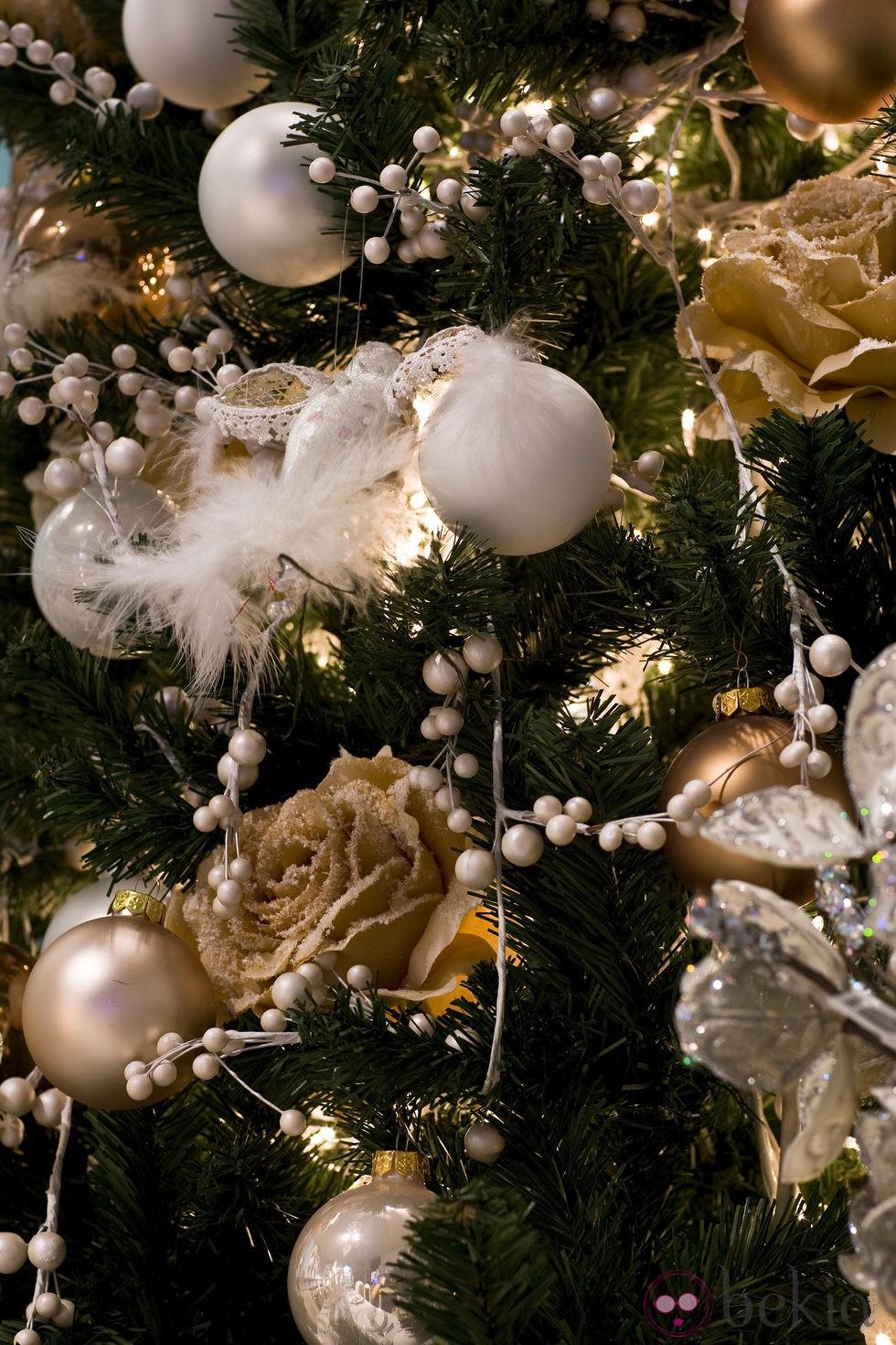 Rbol de navidad decorar tu rbol - Arbol de navidad dorado ...