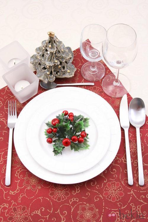 Como decorar una mesa de navidad original how to auto for Como decorar la mesa para navidad