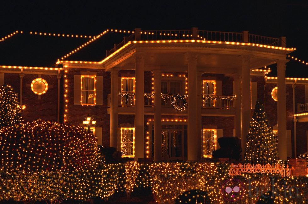 Ideas para decorar el exterior de tu casa en Navidad Fotos de Navidad